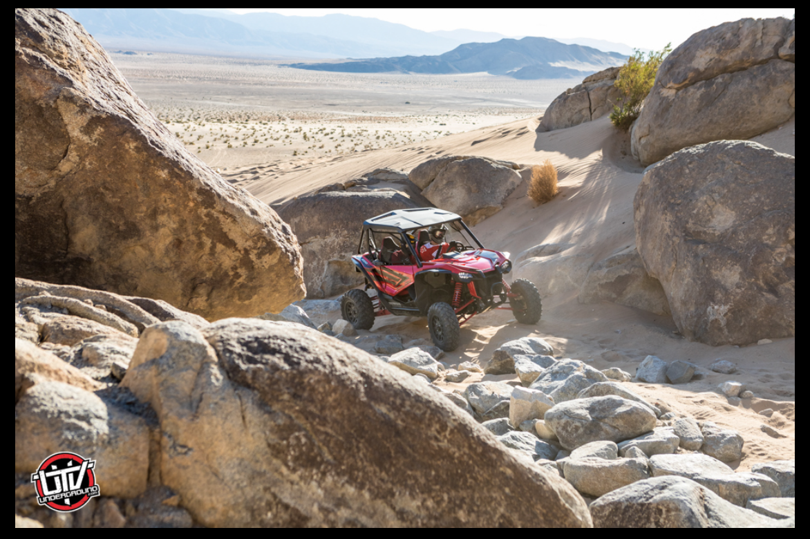 Honda Unveils Two New 6-Speed DCT Multi-Sport UTV's - S&S