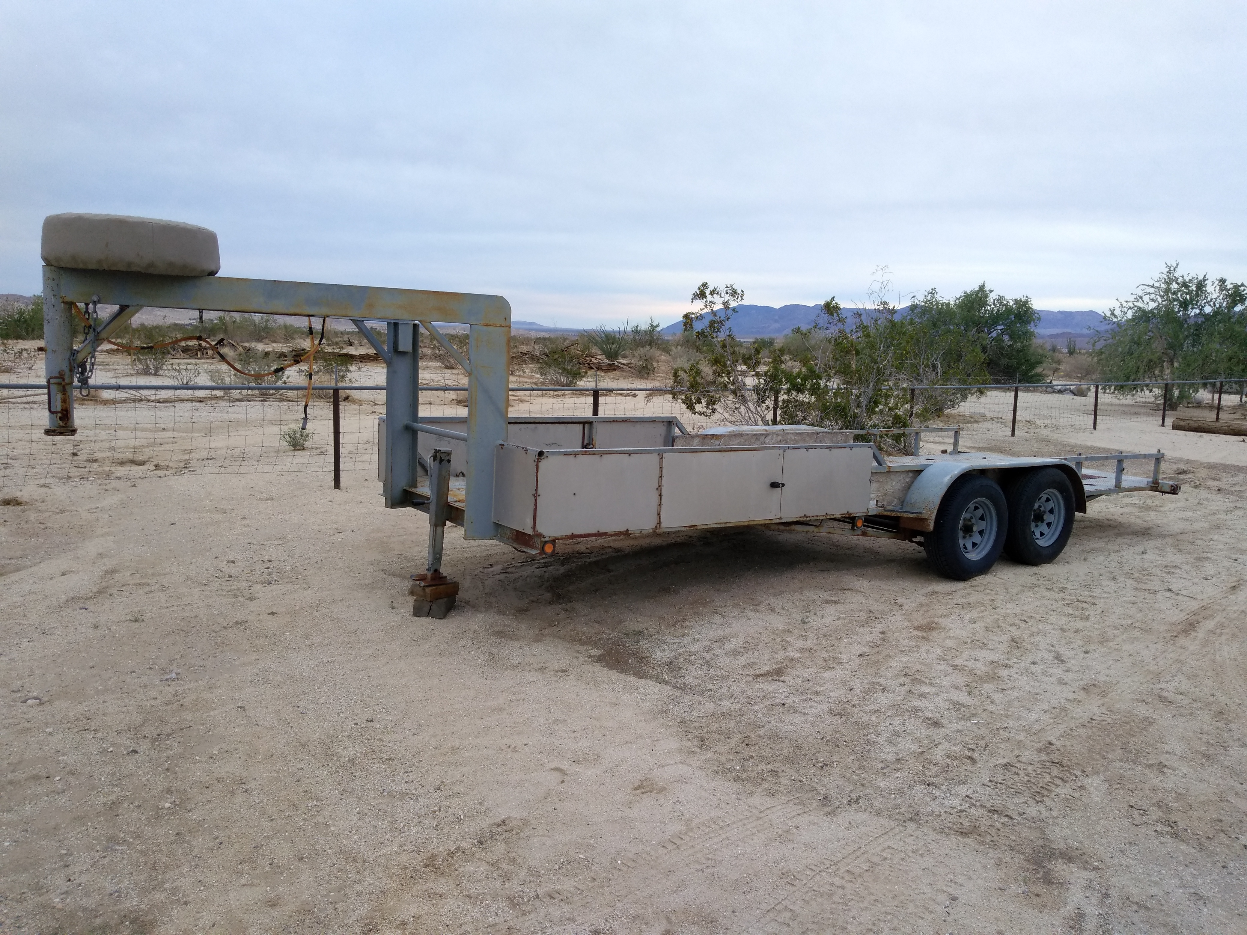 Classified Ads Ss Off Road Magazine Trailer Light Wiring Harness 4 Flat 25ft To Redo Lights Will Sell Both For 6500 Obo Call 435 640 2514 Located In Ocotillo Wells Posted 12 20 18 Gooseneck Bed
